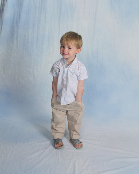 They did a great job to get pictures of Jack, he did NOT want to cooperate at first