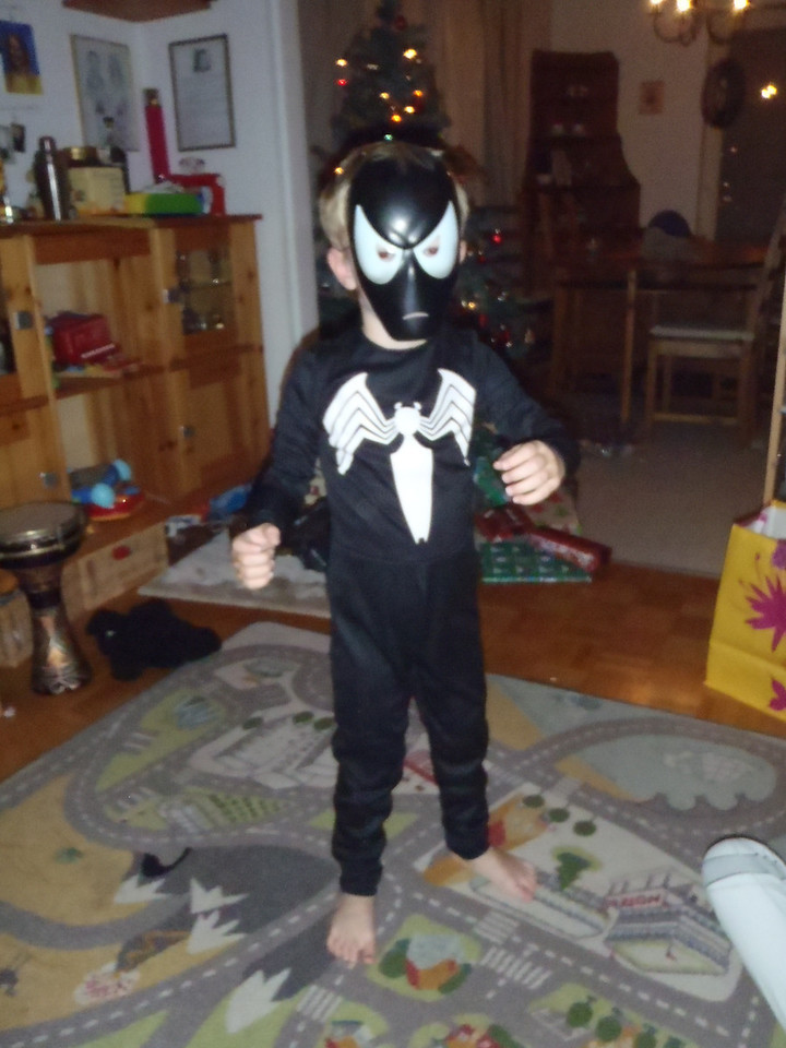 Danny is mini-venom