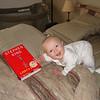 Jillian already has good taste in books!