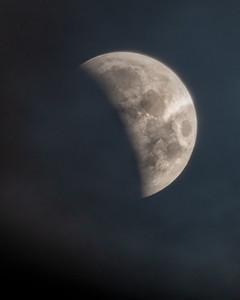 2021 Blood Moon