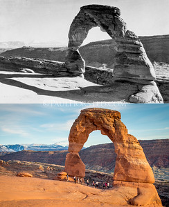 Arches National Park, Delicate Arch.