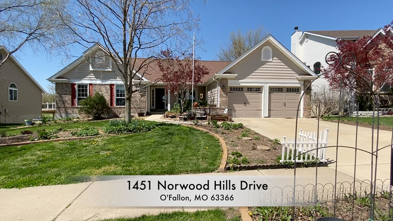 1451 Norwood Hills Drive