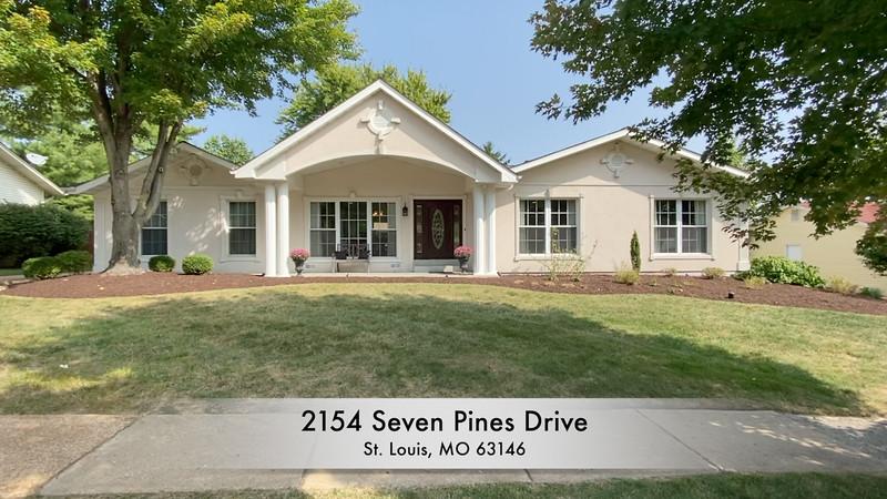 2154 Seven Pines Drive