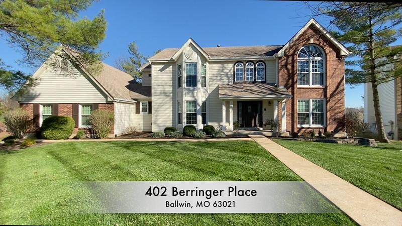 402 Berringer Place,