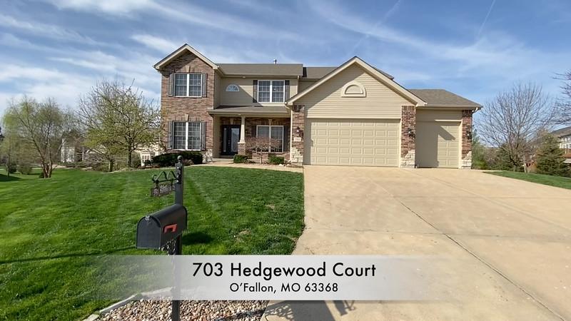 703 Hedgewood Court