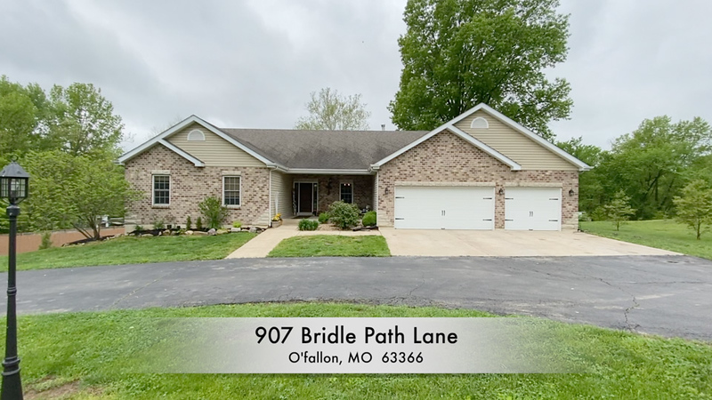 907 Bridle Path Lane