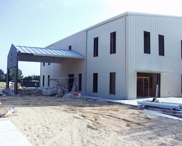 Construction of Family Life Center