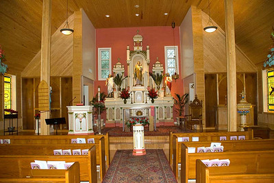 St. Joseph Interior May 26, 2007