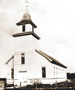 Old Photo of St. Joseph
