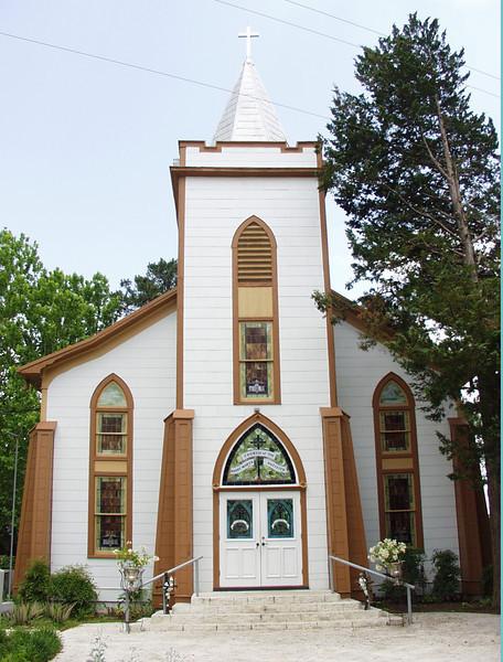 St. Mary May 10, 2005