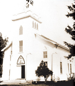 Old Photo of St. Mary