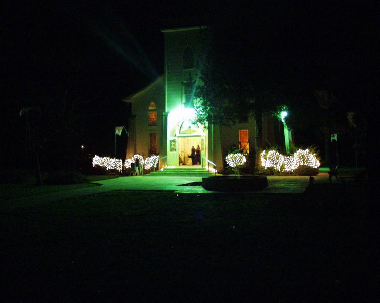 St. Mary Christmas 2001