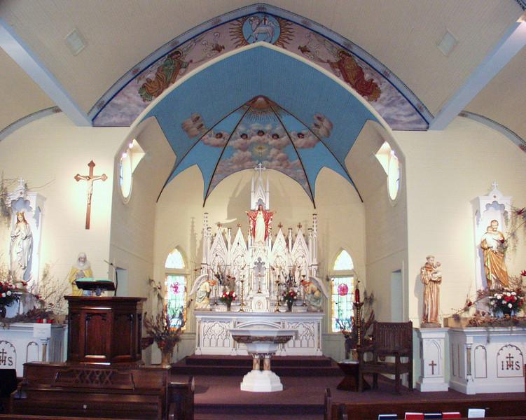 St. Mary February 2, 2003