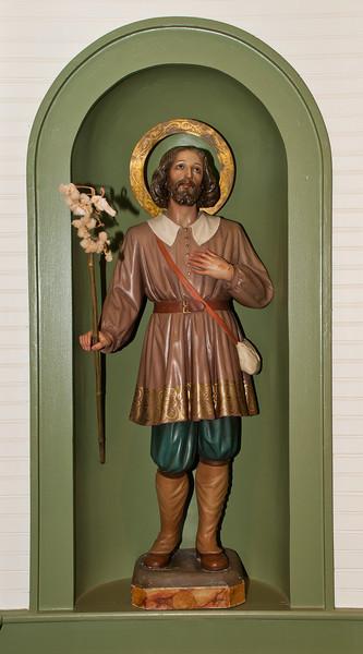 St. Mary Interior