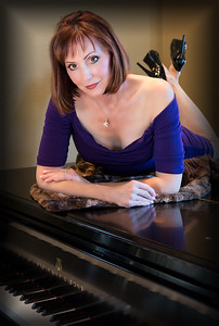 The Woman Sings Jazz, Business Portrait, Sedona