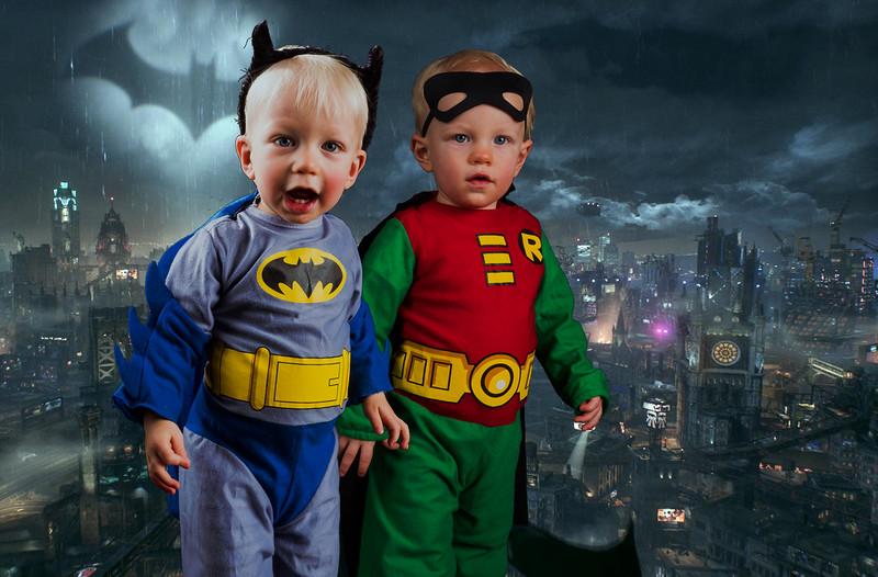 WOW - Batman and Robin