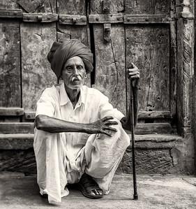 Faces of India; Jodhpur; India