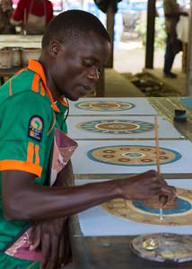 Tribal Textiles Artist