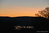 And the dawn comes up like thunder out of China, crost th'.... Er, small correction, sunset, Potomac, Virginia hills.