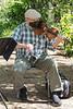Wes Merchant, fiddler