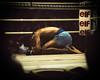 Thai kick boxing. Bangkok.