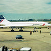 British Airways Concord  G-BOAD