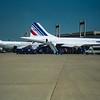 Air France Concord F-BVFF, America West A-320 N631AW
