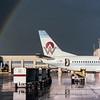 N169AW Under the Rainbow, ABQ 1990