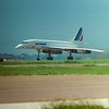 Air France Concord F-BVFF