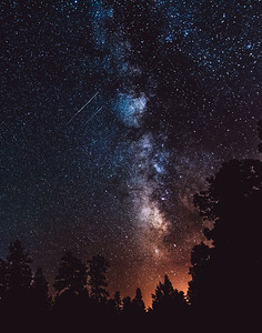 Galactic Core, 3 Shooters, Pagosa Springs, Colorado