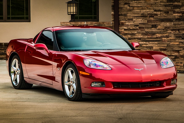 2013 Corvette C6 Coupe