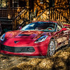 2016 Corvette Stingray C7 Coupe