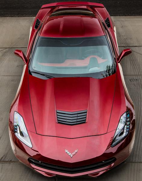 2016 Corvette Stingray C7 Coupe