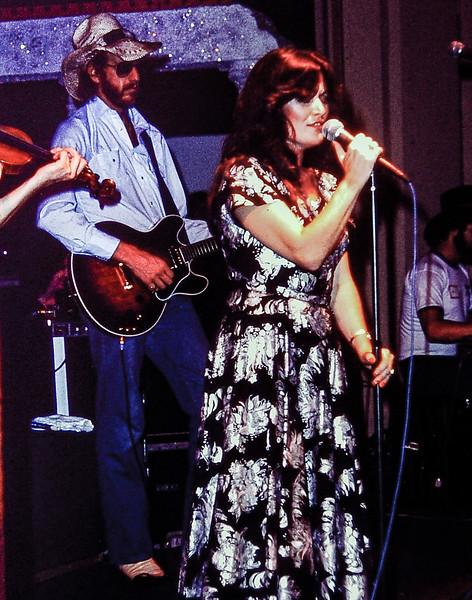 Ray Benson, Brenda Burns