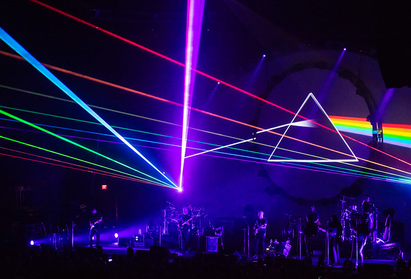 Brit Floyd - Comerica Theater, Phoenix, AZ  - June 30, 2018