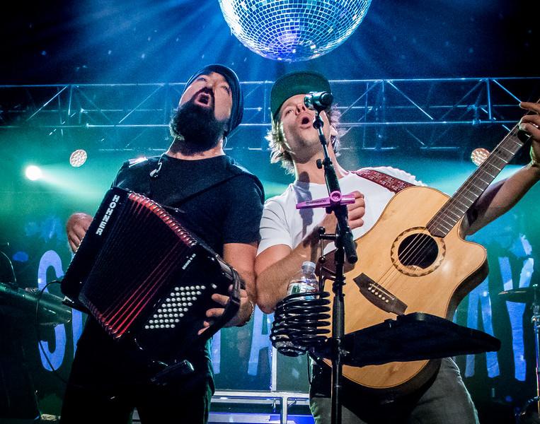 "Mike ""Beard Guy"" Taylor, Ryan Marshall"