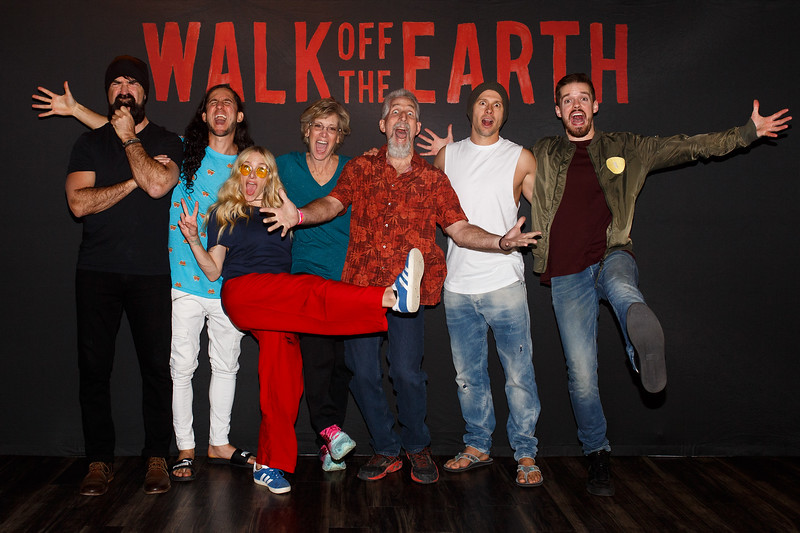 "Mike ""Beard Guy"" Taylor, Gianni Luminati, Sarah Blackwood, Renae Karlquist, Toby Karlquist, Ryan Marshall, Joel Cassady"