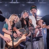 "Joel Cassady, Sarah Blackwood, Gianni Luminati, Ryan Marshall, Mike ""Beard Guy"" Taylor"