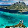 The St. Regis Resort & Mount Otemanu, Bora Bora