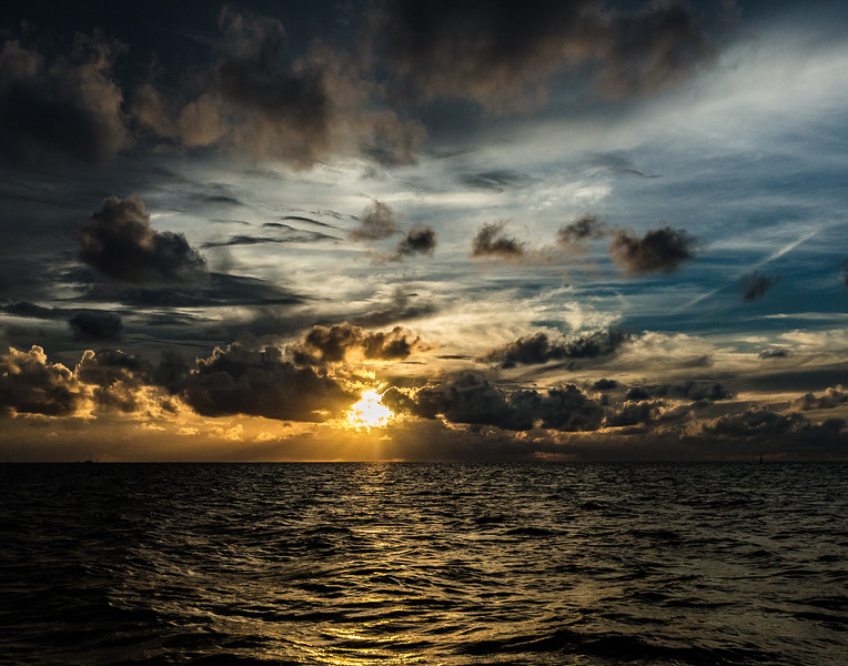 Yet another Le Taha'a Island  Sunset