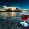 Happy Hour!  Bora Bora
