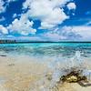 Add just a splash of water, Bora Bora