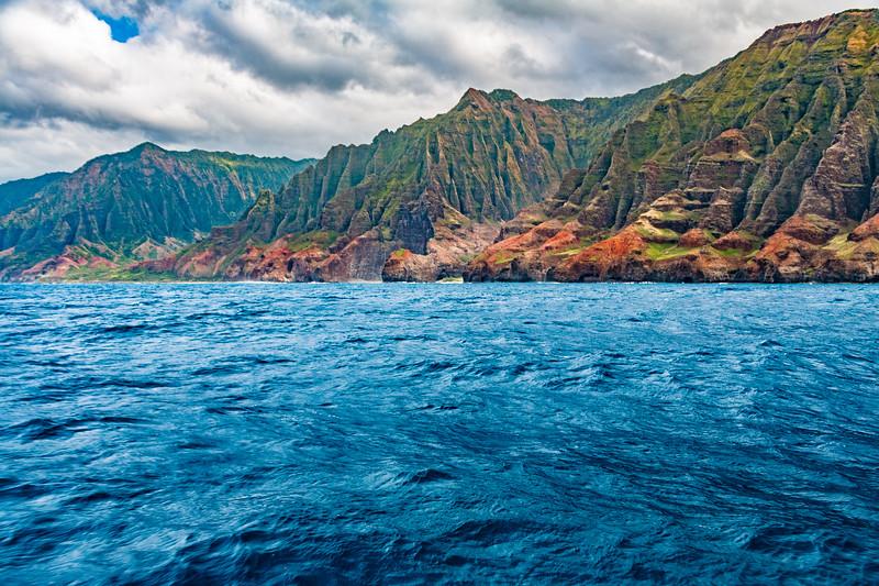 Napali Coast, Kauai, Hawaii