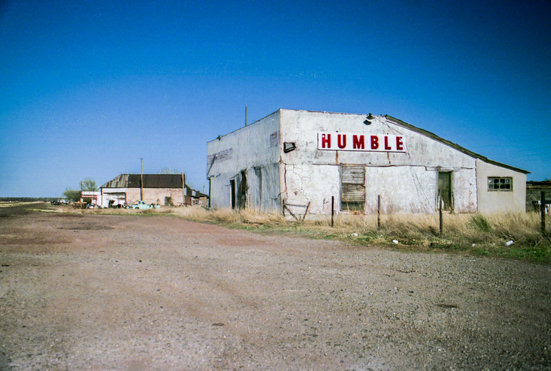 It's better to be Humble.  Colorado. 1984