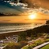 Paradise Point Sunset, Brookings, Oregon