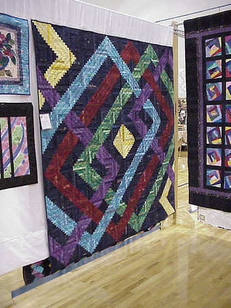 Our Quilt Show - Going to Pieces