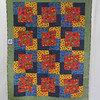a Raffle Quilt No 6 - Disappearing 9 Patch