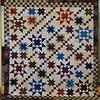 a Raffle Quilt No 3 Batik Stars