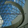 Salvadior Dali Museum skylight.