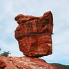 Balancing Rock, Garden of the Gods, National Landmark